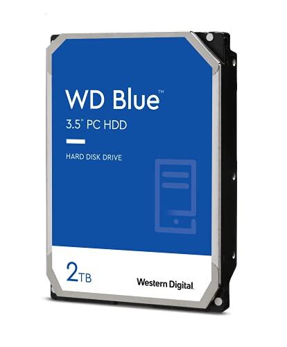 Western Digital Blue WD20EZAZ - Hard Disk - 2TB - Internal - 3.5