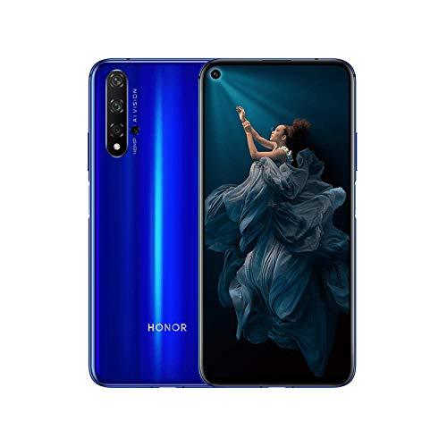 Honor 20 - Smartphone 128GB, 6GB RAM, Dual Sim, Sapphire Blue