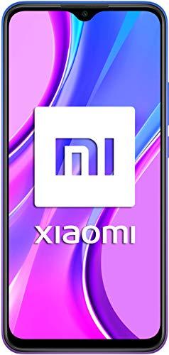 Redmi 9 Samartphone - 4GB 64GB AI QUAD CAMÉRA 6.53