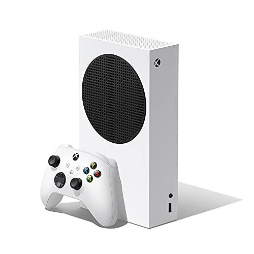 Xbox Series S    La nouvelle Xbox 100% digital    4K HDR compatible