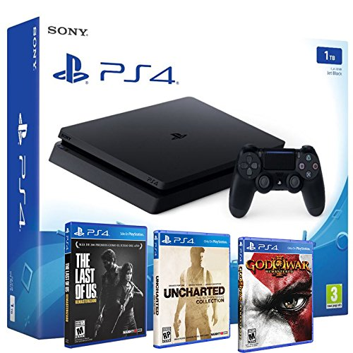les packs ps4 slim sont disponibles avec le plein de jeux. Black Bedroom Furniture Sets. Home Design Ideas