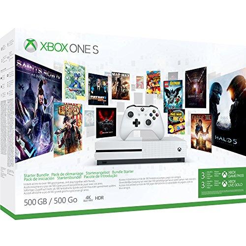 xbox one plus de nouveaux jeux r trocompatibles avant 2018. Black Bedroom Furniture Sets. Home Design Ideas
