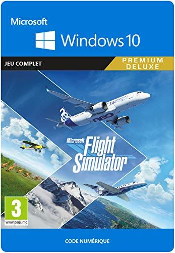 Microsoft Flight Simulator Premium Deluxe Edition    PC Download - Code