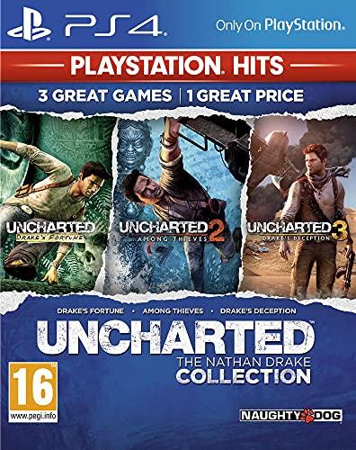 Uncharted: La colección de Nathan Drake HITS